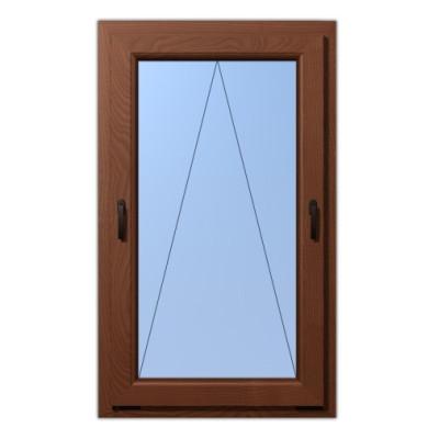 Kétkilincses bukó ablak